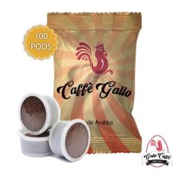Intenso Bar compatible capsules Lavazza Espresso Point - Top Arabica Quality Coffee