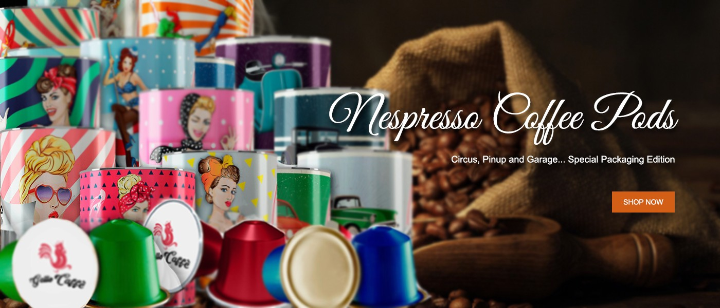 Nespresso Coffee Pods