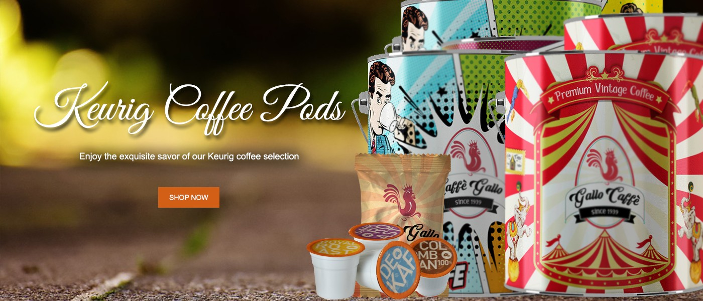 Keurig Coffee Capsules
