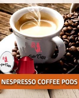 Nespresso Coffe Pods